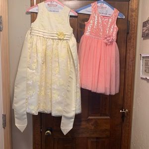Other - Two size 6X Dresses
